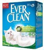 Ever Clean 6л, Extra c ароматизатором комкующийся наполнитель Scented Extra Strong Clumping