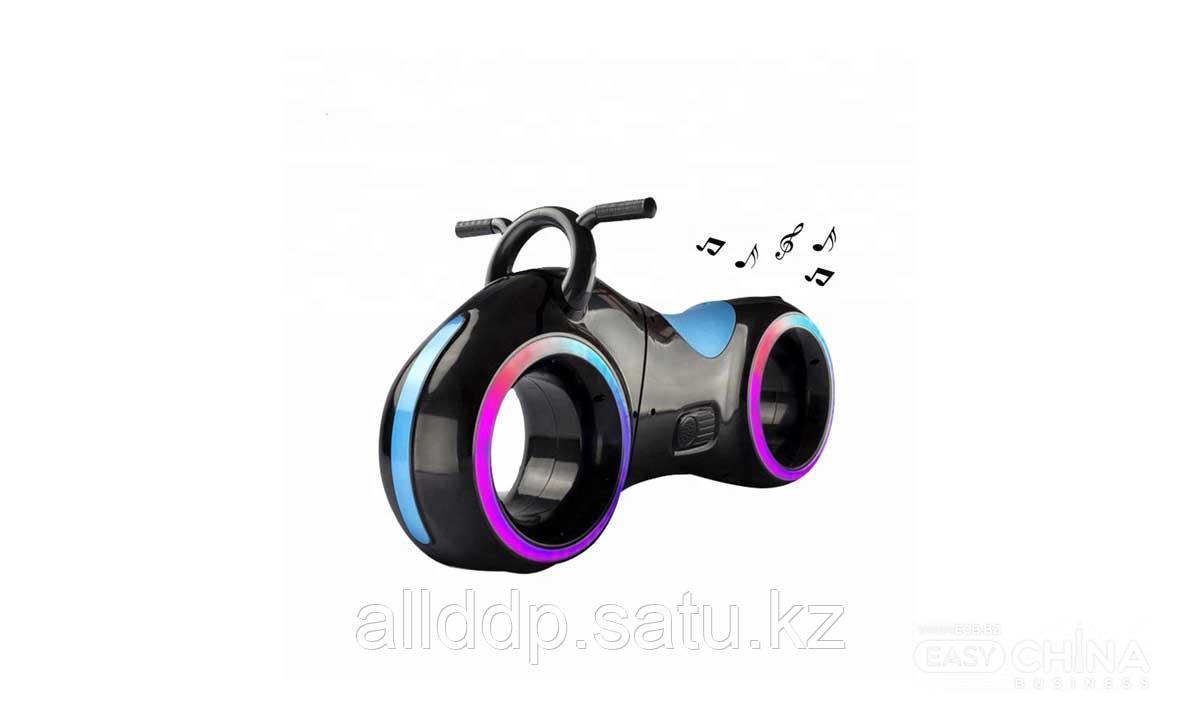 🚲 Детский беговел Star One Scooter с Led подсветкой Bluetooth и динамиками