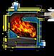 Котел твердотопливный Теплодар Куппер Практик-8 с ТЭН 6 кВт, фото 2