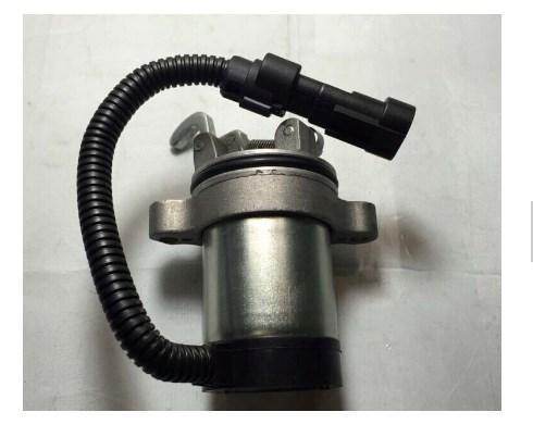 24 В DC Пневматический электромагнитный клапан 04103808