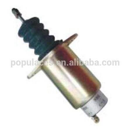 3906398 12 В дизельный двигатель топлива остановить электромагнитный клапан