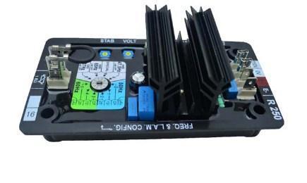 AVR R250 для генератора регулятор напряжения, фото 2
