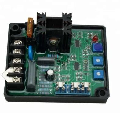 General electric регуляторы напряжения Gavr 8A AVR для питания генератор производитель