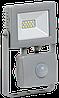 Прожектор светодиодный СДО 07-10Д с датчиком движения IP44 серый IEK
