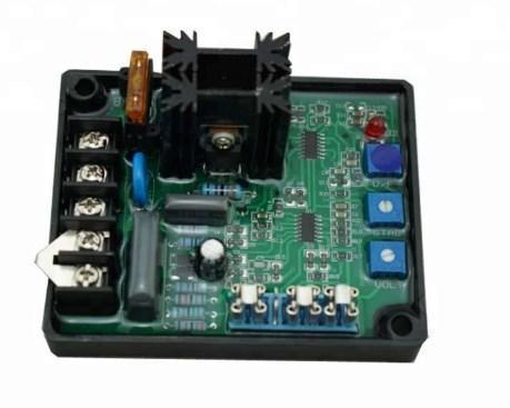 GAVR-8A avr 1phase автоматический регулятор напряжения, фото 2