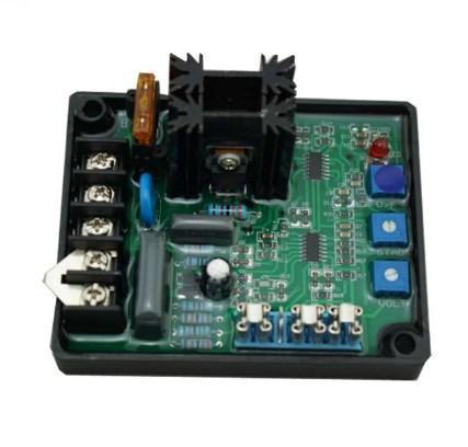 Дизель части автоматические стабилизатор напряжения AVR Гавр 8А, фото 2