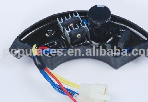 5kva генератор AVR схема цепи, фото 2