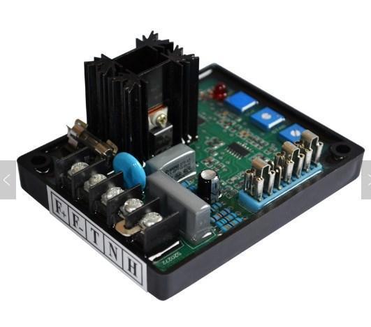 Бесщеточный GAVR-8A AVR для генератора 1 фаза автоматический регулятор напряжения, фото 2