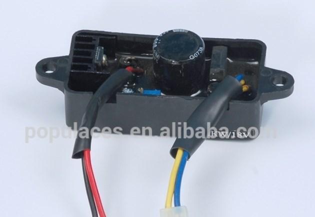 Бензин 2kw AVR для кисти генераторные установки, фото 2