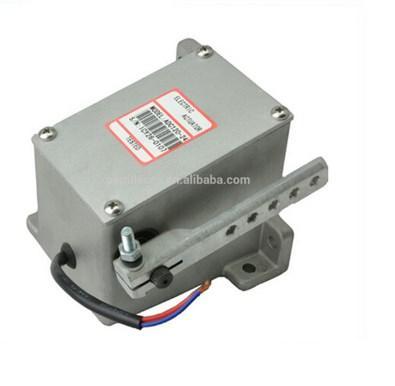 Двигатель Genset привод регулятора В 24 V ADC120