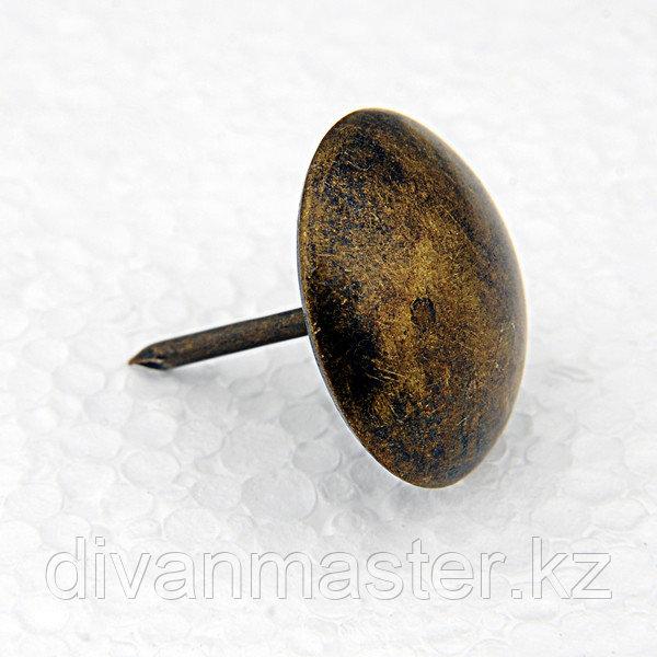 Гвозди декоративные, антчиное серебро - 1000 штук. Турция