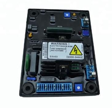 Avr Автоматический регулятор напряжения sx460