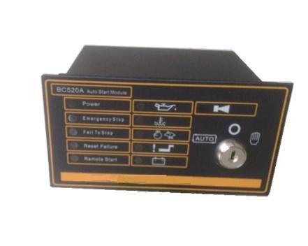 Генератор Электрический контроллер DSE520