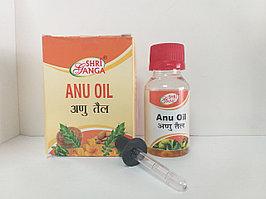 Ану масло Шри Ганга (Anu oil Shri ganga),используются при любых проблемах с бронхолегочной системой и головой