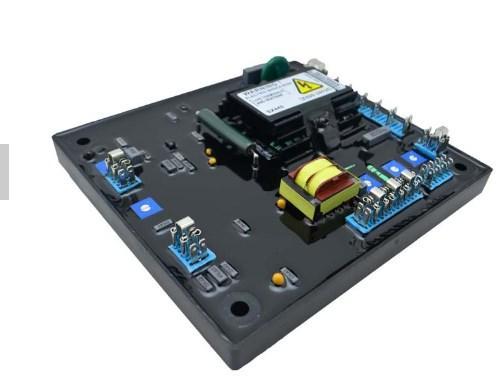 Бесщеточный генератор AVR Генератор AVR SX440 для генератора двигателя