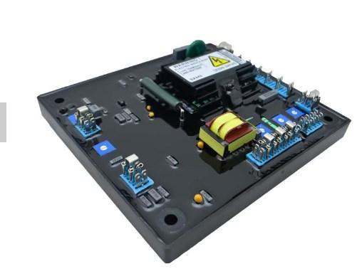 Бесщеточный генератор AVR Генератор AVR SX440 для генератора двигателя, фото 2
