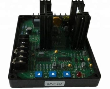 AVR 20A Gavr 20A автоматический регулятор напряжения 20A