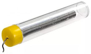 Припой  15гр Solder  63% flux 2,2%  1mm    X114