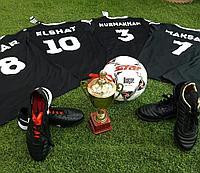 Надпись футбольная форма, фото 1