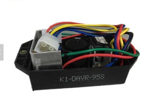 Автоматический регулятор напряжения AVR KI-DAVR-95S для однофазного бесщеточный генератор, фото 2
