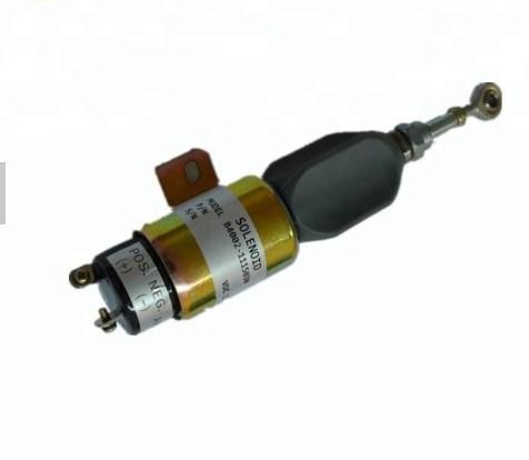 DC 24 В 110 вольт электромагнитный клапан B4002-1115030