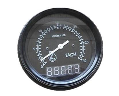 Цифровой счетчик часов дизельного двигателя Тахометр 3049555, фото 2