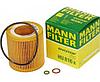 Масляный фильтр mann HU 816 х  элемент