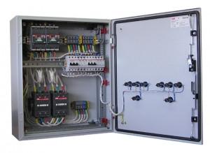Вводно-распределительные устройства ВРУ 1-21 10 УХЛ4 (800х1700х440)