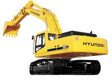 HYUNDAI R455LC-7