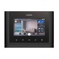 Монитор домофона цветной с памятью Commax CMV-70MX (BLK) Android