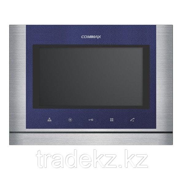 Монитор домофона цветной с памятью Commax CMV-70MX (BLUE) Android