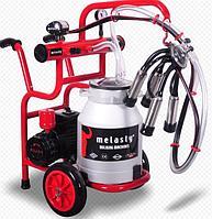 Доильный аппарат Melasty на одну корову