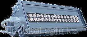 Светильник 50 Вт, Уличный светодиодный линзованный