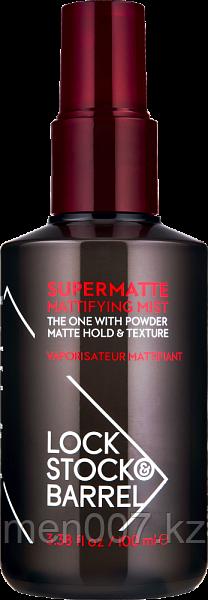LS&B SuperMatte (Спрей для объема)