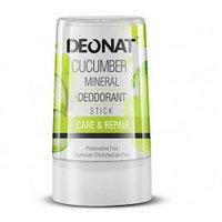 Дезодорант Алунит - природный кристалл Deonat с экстрактом огурца, 40 гр, фото 1