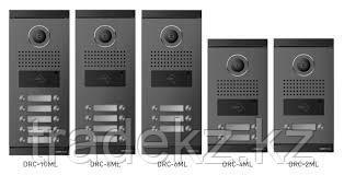 Блок вызова домофона на 8 абонента Commax DRC - 8ML/RF1