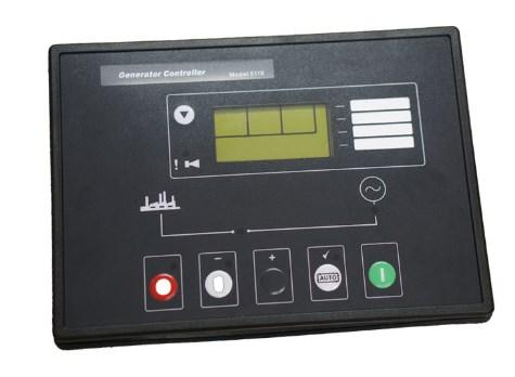 Панель управления генератором 5110 полностью заменена DSE 5110