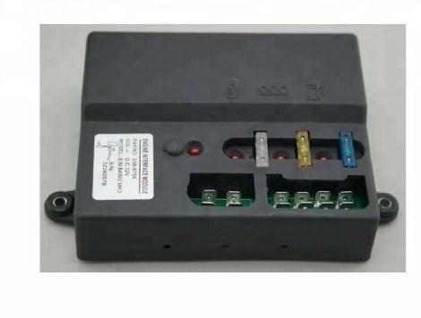24 В интерфейсный модуль eim одноцветное MK3 258-9755