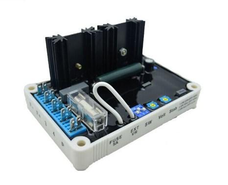 Совместимость Замена AVR VR63-4C для kutai AVR Автоматический регулятор напряжения EA04C, фото 2