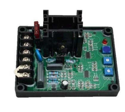 GAVR-12A дизель-генератор avr 3 фазы дизель-генератор avr для использования генератора, фото 2