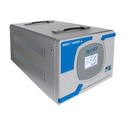 Стабилизатор напряжения СНИ 12 кВА (1ф) SDF.II-12000-L RUCELF