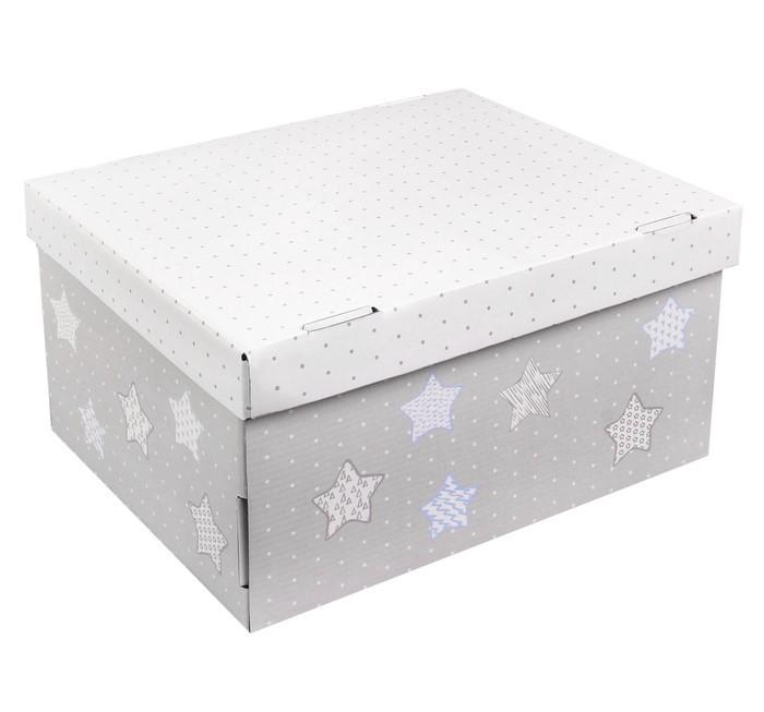Складная коробка «Для секретиков», 31,2 х 25,6 х 16,1 см - фото 1