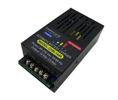 12 вольт генератор автоматическое зарядное устройство CHR-1445, фото 2