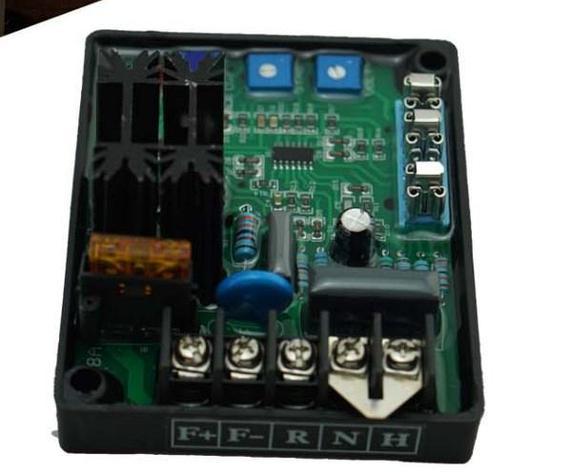 Автоматический регулятор напряжения генератора Универсальный AVR 8a , фото 2