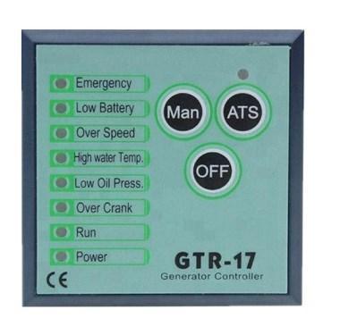 Автоматический запуск модуля управления генераторной установки контроллера GTR-17, фото 2