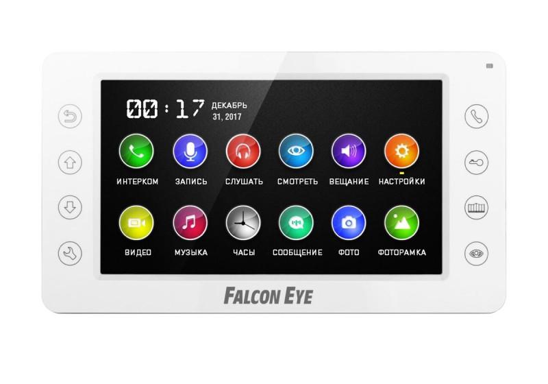 Видеодомофон FE-70CH ORION White Falcon Eye
