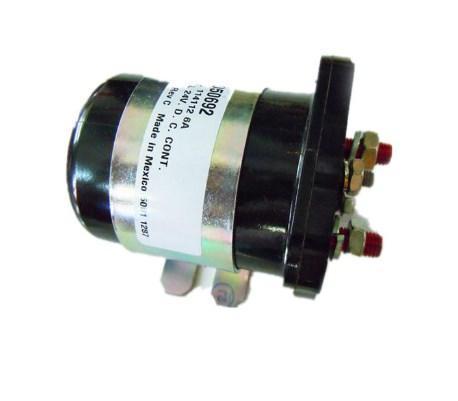 Дизельный двигатель стоп соленоид 3050692 Электрический магнитный переключатель, фото 2