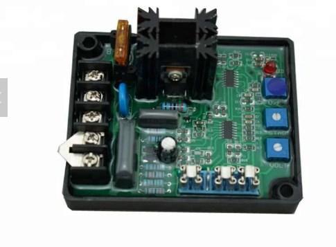 GAVR-8A дизель-генератор avr схема для генератора части