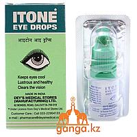 Аюрведические глазные капли Айтон (Itone Eye Drops DAY S), 10 мл