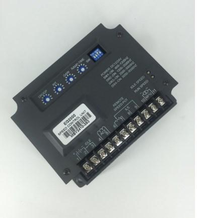 Мощность максимальная скорость блок управления EG2000 для генератора